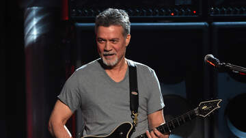 Ken Dashow - Eddie Van Halen Released From Hospital After Bad Reaction To Cancer Drugs