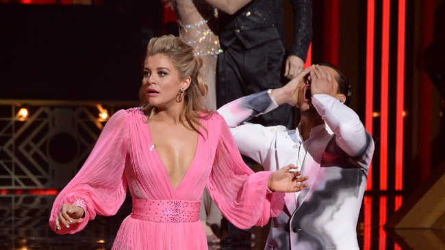 Lauren Alaina Advances To 'Dancing With The Stars' Finals