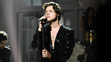 iHeartRadio Music News - Harry Styles Announces Track List For New Album 'Fine Line'
