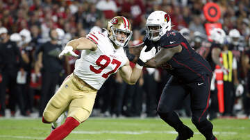 The Crossover with Ted Davis & Dan Needles - How Will The Packers Limit George Kittle and Nick Bosa?