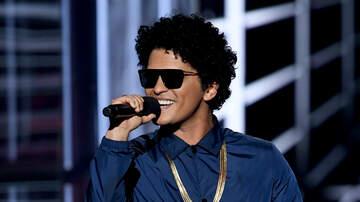 The Cruz Show - Bruno Mars Just Announced A Las Vegas Residency