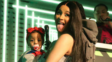 Trending - Cardi B's 'Vogue' 73 Questions Features Special Cameo From Baby Kulture