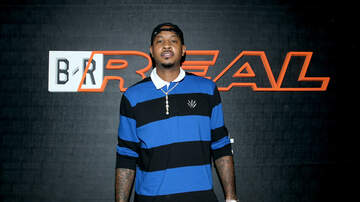 Angie Martinez - Carmelo Anthony Officially Joins the Portland Trail Blazers