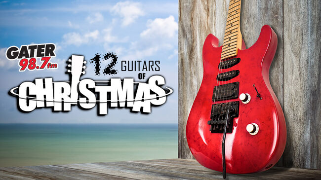 16th Annual 12 Guitars Of Christmas
