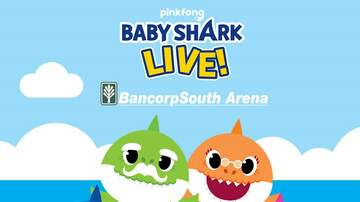 None - Baby Shark Live! at BancorpSouth Arena