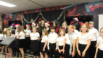 Christmas Live - First Baptist School Performs at Christmas Live 2019
