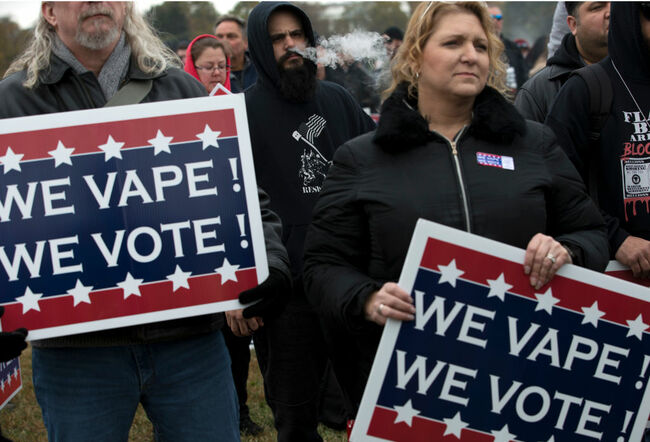 US-VAPE-PROTEST-health-vaping