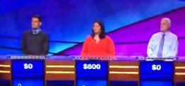 Producer Brent - Somehow All Three Players On Jeopardy Don't Know Who Tom Hanks Is