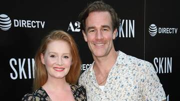 Entertainment News - James Van Der Beek's Wife Reveals Her Miscarriage Was Life-Threatening