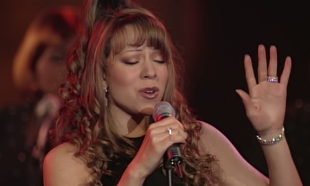 Trending - Mariah Carey Shares Her First 'All I Want For Christmas Is You' Performance