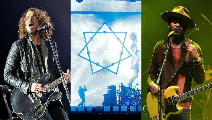 Chris Cornell, TOOL, Gary Clark Jr. Among Nominees For 2020 GRAMMYs | iHeartRadio