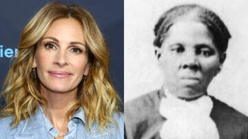 Entertainment - Hollywood Exec Wanted Julia Roberts To Play Harriet Tubman In A Biopic