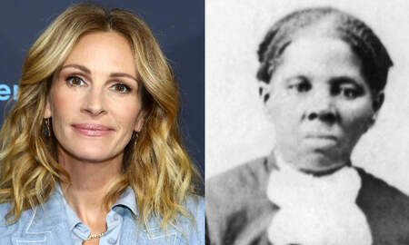 Entertainment News - Hollywood Exec Wanted Julia Roberts To Play Harriet Tubman In A Biopic