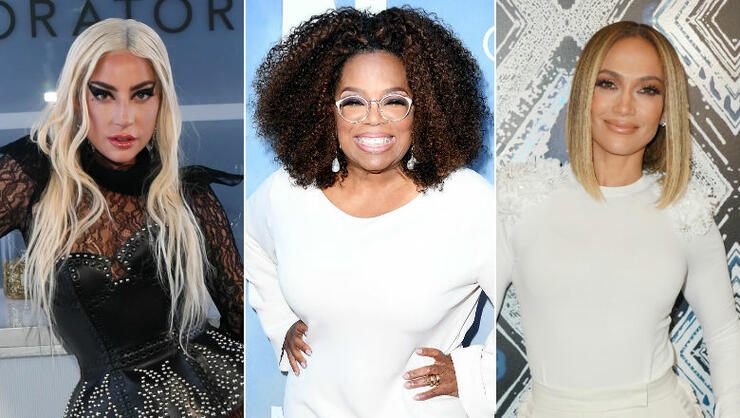 Lady Gaga, Jennifer Lopez, Michelle Obama To Join Oprah's Wellness Tour | iHeartRadio