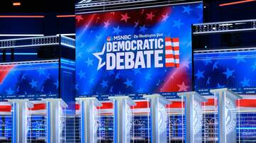 Local News - Viewing Parties Set For Democratic Presidential Debate