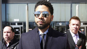 Entertainment - Jussie Smollett Sues City of Chicago