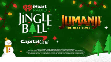 Contest Rules - Enter For A Chance To Win A Jingle Ball Adventure Of Your Choice!