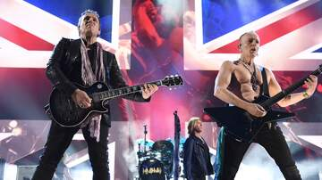 Amelia - Def Leppard Released A New Video!