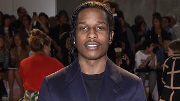 iHeartRadio Music News - A$AP Rocky Is Designing Uniforms For Swedish Prisons