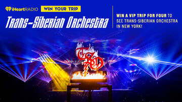 Contest Rules - Win A VIP Trip For Four To See Trans-Siberian Orchestra In New York!