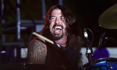 Trending - Dave Grohl Insists The Foo Fighters Are Dad Rock