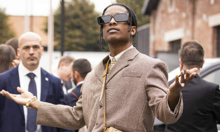 Trending - A$AP Rocky Mentioned Multiple Times During Impeachment Hearing