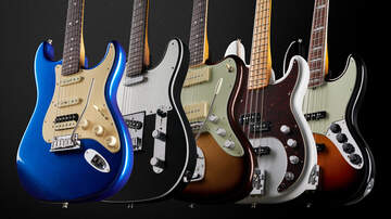 Rock News - The Fender Ultra Series: Inside The Iconic Guitar Brand's Dramatic Redesign