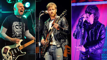 Rock News - The Strokes, Black Keys, And Smashing Pumpkins Are Headlining Shaky Knees
