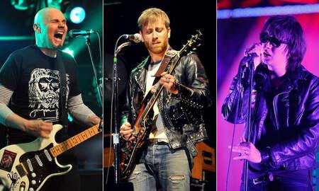 Rock News - The Strokes, Black Keys, And Smashing Pumpkins Are Headlining Shaky Knees