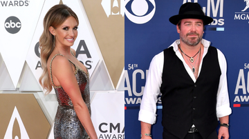 iHeartCountry - Carly Pearce And Lee Brice Release New 'I Hope You're Happy Now' Video