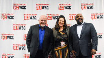 Kelly Golden - Dave Ramsey and Chris Hogan Join 94.3 WSC in the Lowcountry