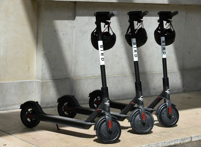 City Council Committee Approves Amendments to Dockless Scooter, Bike Law