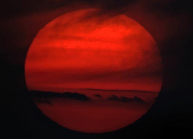 KUWAIT-ASTRONOMY-MERCURY