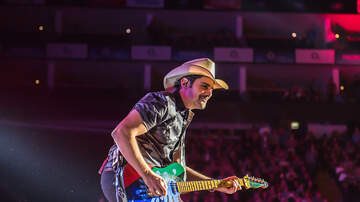 Dana & Jay in the Morning - Brad Paisley Performs A New Song Featuring St. Jude Cancer Survivor