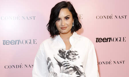 Entertainment News - Demi Lovato's 'Baby Bump' Is Giving Fans A Heart Attack: See The Picture