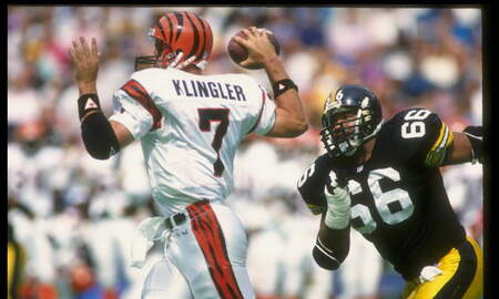 Lance McAlister - Bengals: 1993 vs 2019.....putting the pain and misery in perspective