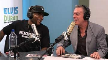 None - Elvis Duran Donates To The Breakfast Club's Change 4 Change Radiothon