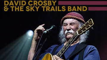 None - David Crosby Coming to Whitaker Center