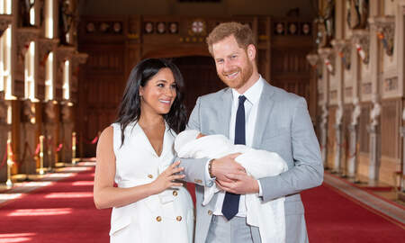 Entertainment News - Meghan Markle & Prince Harry Hope To Get Pregnant Again By 2020