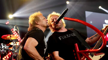iHeartRadio Music News - Sammy Hagar's 2020 Tour With The Circle Will Be His Biggest In Years