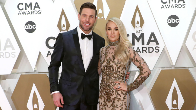 Carrie Underwood's Husband Shares Ode To Hunting With Lonestar's 'Amazed'