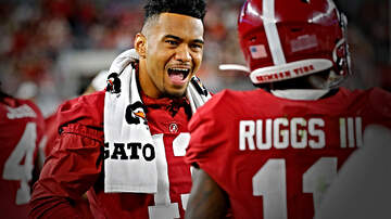 The Herd with Colin Cowherd - Colin Cowherd: There Will Be a Draft Day 'Bidding War' For Tua Tagovailoa