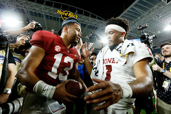 Colin Cowherd: There Will Be a Draft Day 'Bidding War' For Tua Tagovailoa