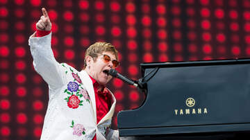 image for Elton John forced off stage because of the rain