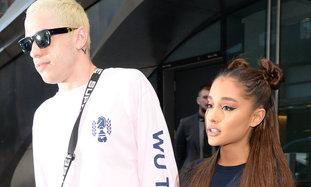 Entertainment News - Pete Davidson Revealed How Feels About Ariana Grande 1 Year After Split