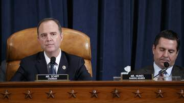 None - Watch: Chairman Adam Schiff summarizes impeachment hearings
