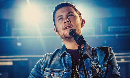 Music News - Scotty McCreery Releases Acoustic Performance of 'In Between'