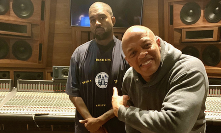 Trending - Kanye West Is Working On 'Jesus Is King Part II' With Dr. Dre