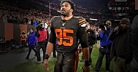 Doug Gottlieb: Myles Garrett is a Liar