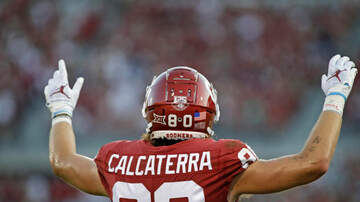 None - Citing Concussions, OU's Grant Calcaterra Retires From Football